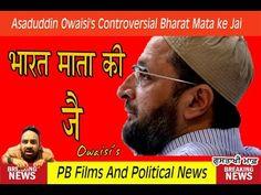 Asaduddin Owaisi's Controversial Bharat Mata ke Jai | Parmjeet Bhakna