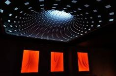 Conceptualize and Simulate-Stretch Ceiling,  unique design themes within an interior using 3D…