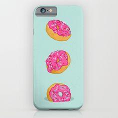 Doughnuts iPhone & iPod Case