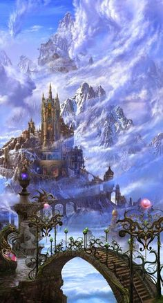 Ice realm Castle