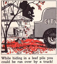 It's Great to Be Alive!, A Grim Safety Manual for Kids