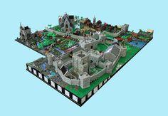lego castle realm
