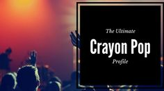 Our Crayon Pop profile will give you all the information you need about this incredible Kpop girl group. http://ohmypink.net/crayon-pop-profile/ #Kpop