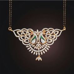 Mangalsutra: a sacred thread of love and goodwill worn by women as a symbol of their marriage. Traditionally the mangalsutra is considered the most revered token of love and respect offered to the bride during the marriage ceremony.