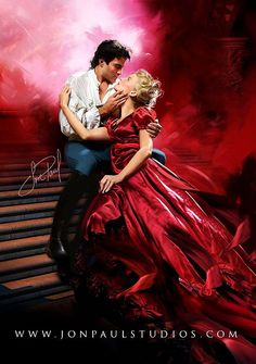 Мобильный LiveInternet Дышу тобой... Романтические иллюстрации. Фотохудожник Jon Paul.  | lira_lara -  Надежды маленький оркестрик под управлением любви |
