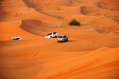 Dubai Desert Safari - Dune Bashing by Sandeep_Photography, via Flickr
