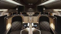 First class reizen met British Airways
