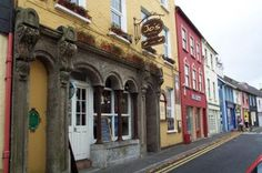 Kinsale, Ireland (We stayed at Jo's Bed and Breakfast)