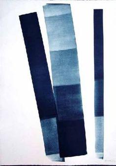 Hans Hartung (1904-1989) - L-6 de 1973 - Lithographie