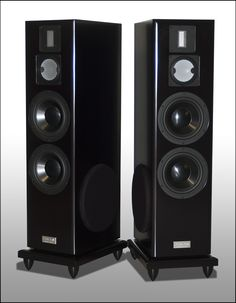 A high performance, world-class speaker and audio system builder Audiophile Speakers, Hifi Audio, Stereo Speakers, Speaker Stands, Speaker System, Audio System, Gadgets, Audio Room, Dj Equipment