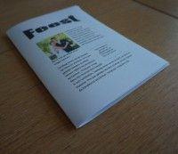 Een feestgids, trouwkrant of brochure maken in Word | Pc en Internet: Tips en… Internet, Cover, Tips, Books, Weddings, Fairy, Libros, Book, Wedding