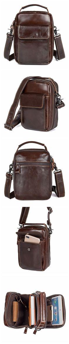 141 Best Men Leather Messenger Bags images  d8cd379f4f3a8