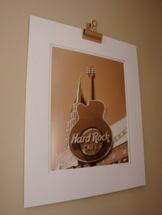 hanging pictures without frames - Google Search