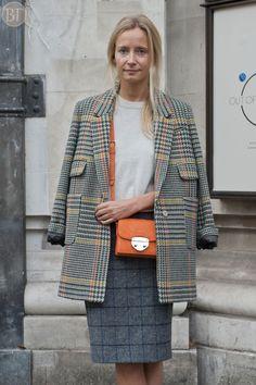 Носим пальто: streetstyle идеи