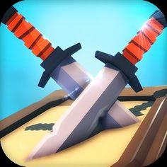 Flip Knife 3D Android Hileli Mod Apk indir