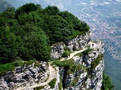 Area monumentale del monte Cengio - Altopiano di Asiago - Comune di Cogollo del Cengio (Vicenza)