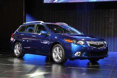 Acura TSX wagon Tsx Wagon, Acura Tsx, Car Magazine, Latest Cars, Bmw, Specs, Model, Collection
