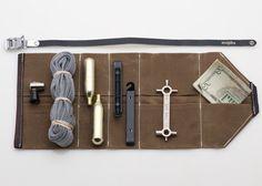 The Mopha Tool Roll por EHWORKS en Etsy