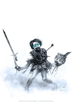 The Victory Of Game Of Thrones' White Walkers