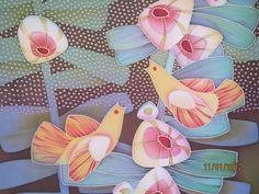 LARISA LUKASH batik Полтава-Украина