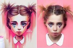 Ünlü Yüzleri Çizgi Film Karakterlerine Çeviren Sanatçıdan 20 Çalışma: Lera Kiryakova Sanatlı Bi Blog 7