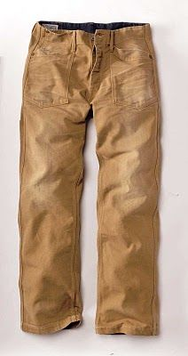 Orvis trousers