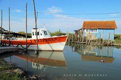J'adore les bateaux oléronnais :-)