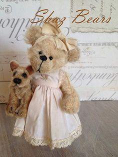 My little dog by Shaz Bears