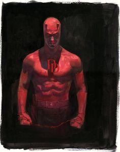 Daredevil by Alex Maleev *