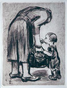 kathe kollwitz the mothers analysis