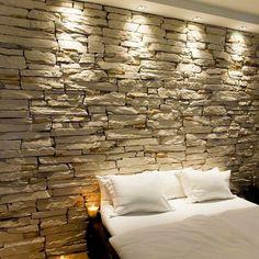 Bedtime #stoneinspiration #stonework #stone #tilework #tileinspiration #tileaddiction by fliesenengel