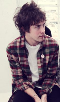 Andrew Vanwyngarden. this man is perfect