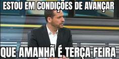 Vemo-nos na Nossa Catedral: Rui Pedro Braz é o novo diretor geral do futebol do Benfica!