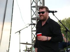 Guy Garvey. Yes, I was this close :).
