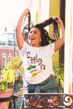 Beautiful 'chido' Mexican T-shirt For Her Outfits Plus Size, Dress Plus Size, Cute Shirts, Funny Tshirts, Tankini, Mexican Shirts, Mexican Party, Contemporary Fashion, Graphic Shirts
