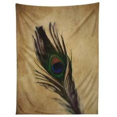 chelsea-victoria-peacock-feather-2-tapestry-denydesigns.com