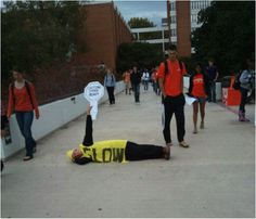 Only at Clemson!