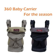 (39.99$)  Watch now - http://ais3l.worlditems.win/all/product.php?id=32779967870 - Four Position 360 Baby Carrier Multifunction Breathable Infant Carrier Backpack Kid Carriage Toddler Sling Wrap Suspenders