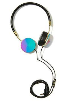Frends Layla Oil Slick Headphones -  | Tech | Accessories | Tech | Back In Stock | Back In Stock | Tech Nerd | All