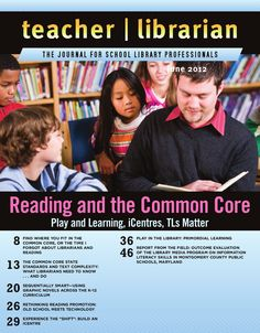 Teacher Librarian - Reading and the Common Core