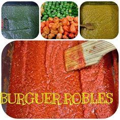 Salsas de habanero #foodtruck #BurguerRobles