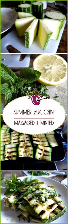 Love this way with zucchini, so perfect for summer barbecues and grills.