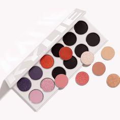 uh huh honey colourpop tutorial / uh huh honey colourpop looks . uh huh honey palette looks . Makeup Geek Eyeshadow Swatches, Eyeshadow Palette, Morphe Eyeshadow, Eyeshadows, Beauty Makeup, Eye Makeup, Makeup Inspo, Professional Makeup Kit, Magnetic Palette