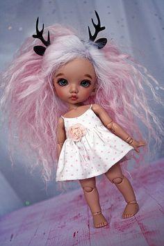 Tiny Dolls, Cute Dolls, Blythe Dolls, Barbie Dolls, Fairy Clothes, Doll Clothes, Cute Girl Hd Wallpaper, Kawaii Doll, Polymer Clay Dolls