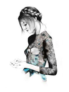 Erin Buckley's Illustrations