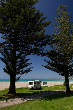 Road trip of the East Cape this summer! Tokomaru Bay, East Cape, NZ (by Brendon & Keryn, via Flickr)