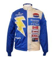 Paul Newman's personally owned Bob Sharp racing jacket @ http://astore.amazon.com/health-wealth-20/detail/B00F97S5CE