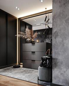 Home Room Design, Dream Home Design, Bathroom Interior Design, Living Room Designs, House Design, Flur Design, Home Entrance Decor, Hallway Designs, Deco Design