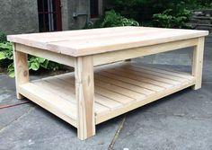 โต๊ะกลาง งานไม้พาเลทสวยสวย รูปที่ 0