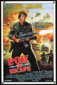 P.O.W. THE ESCAPE (1986)